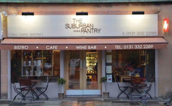 A new route for Edinburgh eatery
