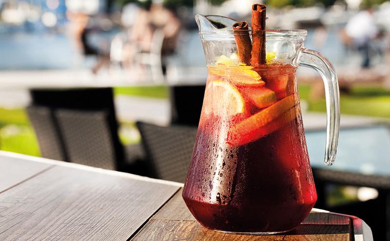 jug of sangria