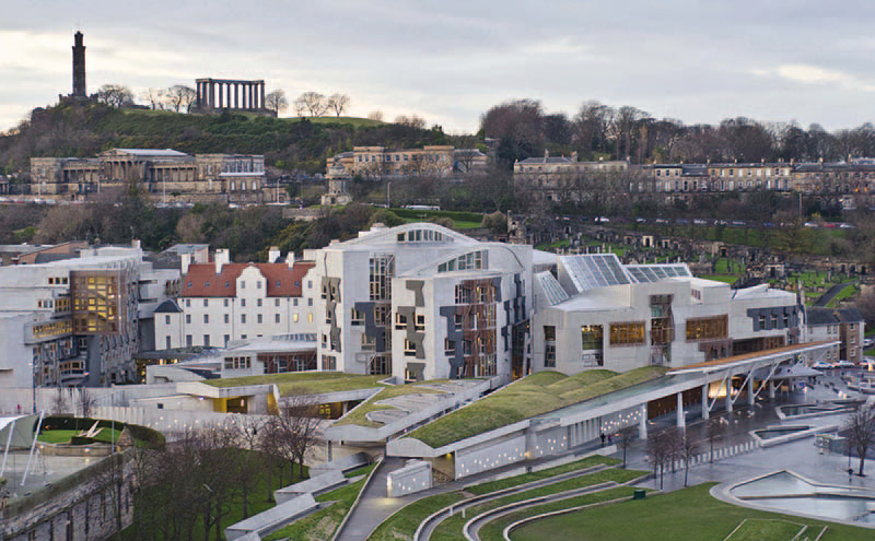 shutterstock_Scottish Parliament