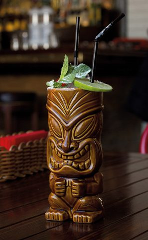 tiki rum serve