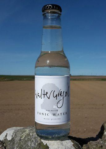 walter gregos's tonic water