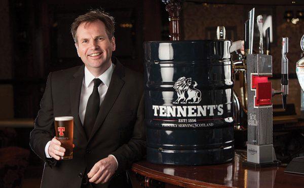 Wellpark boss raises a glass