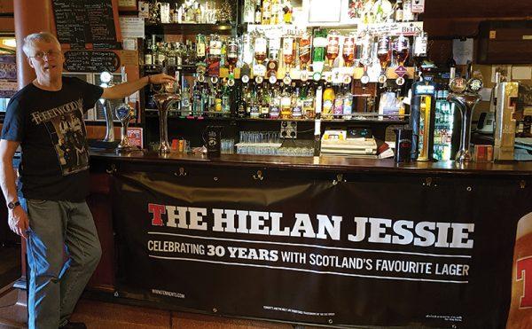 City pub celebrates three decades