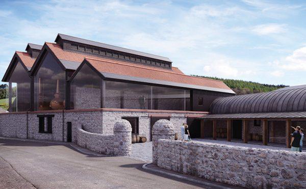 Work begins on new Fife distillery