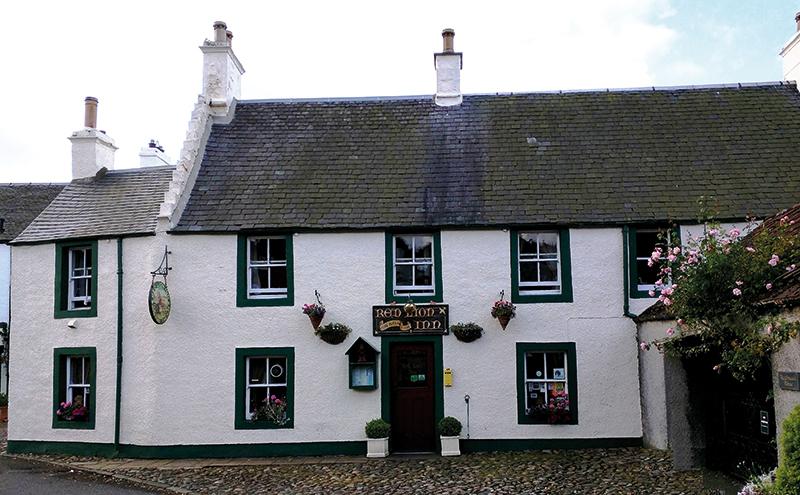 Fife village pub new to market