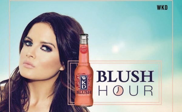 Blush Hour chimes in
