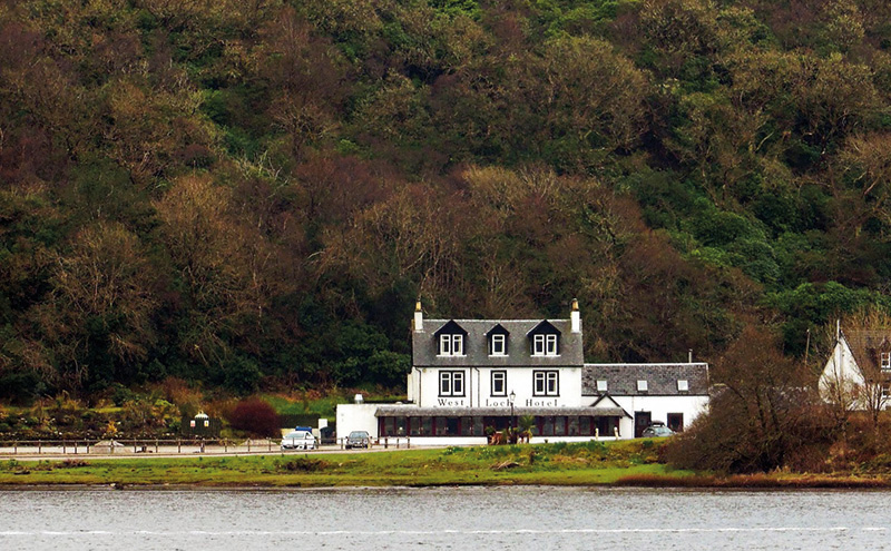 West Loch Hotel (Tarbert)