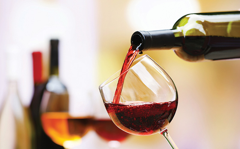 • A relatively short wine list with easy to understand tasting notes can help boost wine sales.