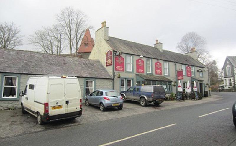 Dumfriesshire inn for sale