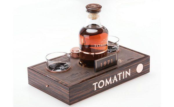 Distillery unveils rare single malt
