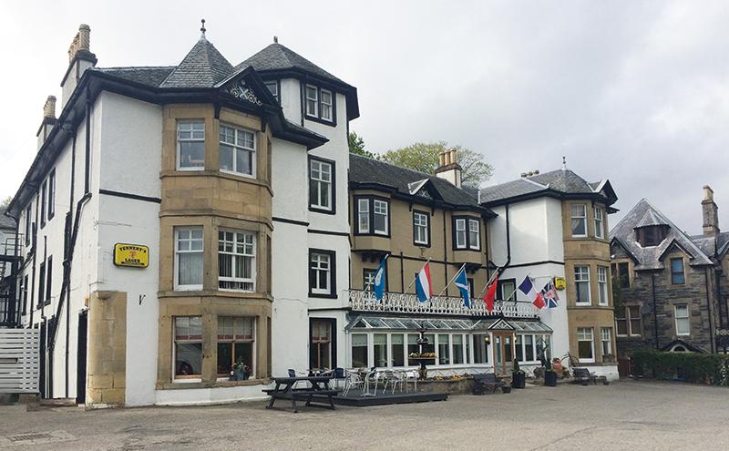 Highland hotel new to market