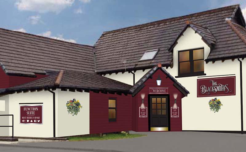 The Blacksmiths, Culloden - Drw 1 - Rev 4b