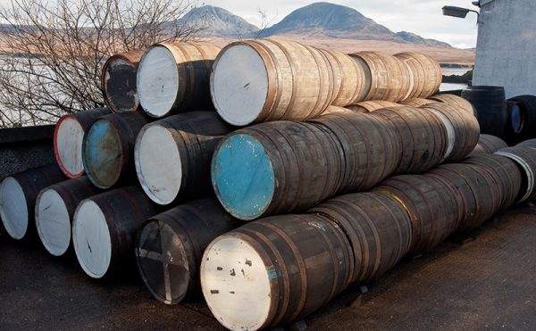 Scotch whisky still star attraction