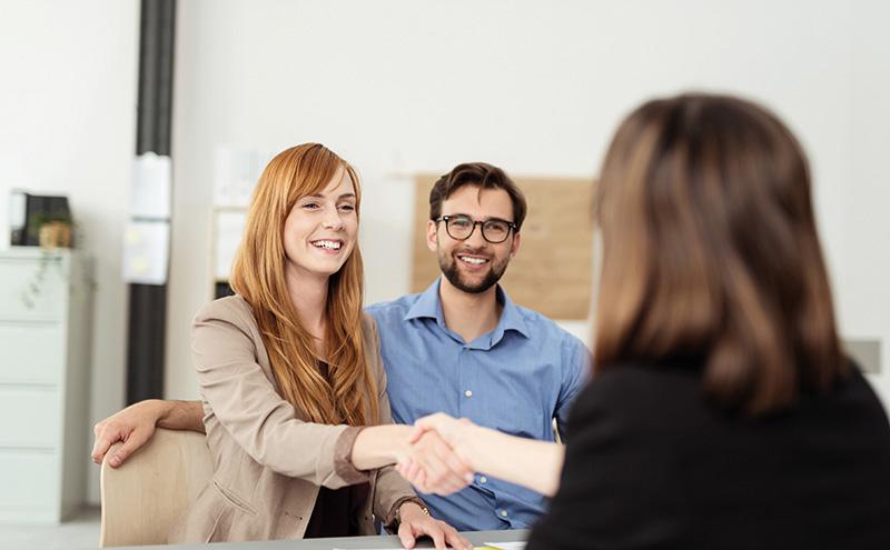 shake hands meeting