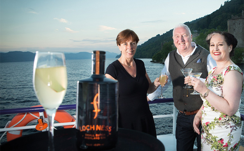 Loch Ness Gin