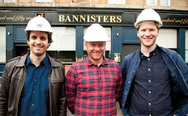 A new joint for Finnieston strip