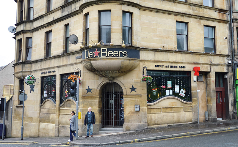 Chance to pick up Paisley pub