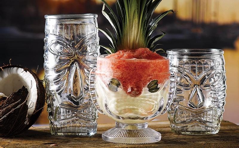 tikki-glassware