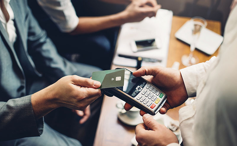 • Contactless payments are on the rise and customers prefer to use them, say EPOS firms.