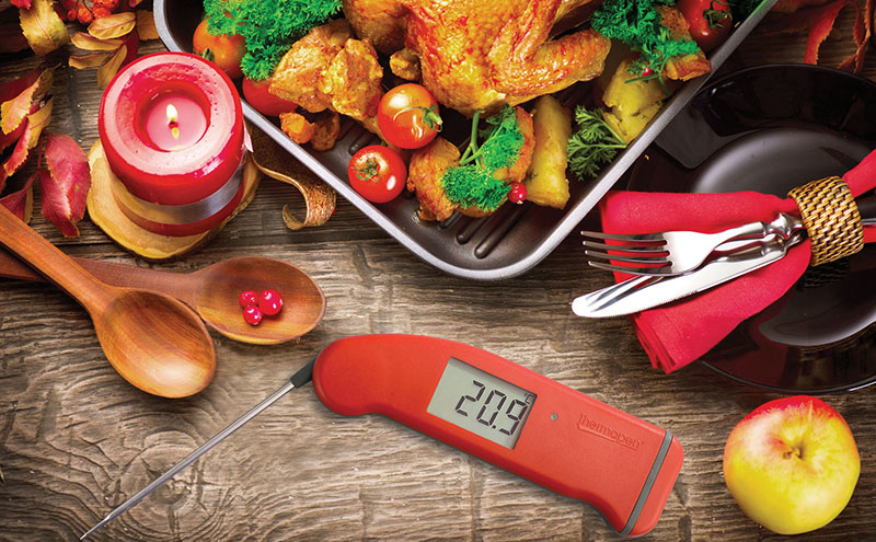 • Temperature monitoring is vital to food safety and must not be overlooked.
