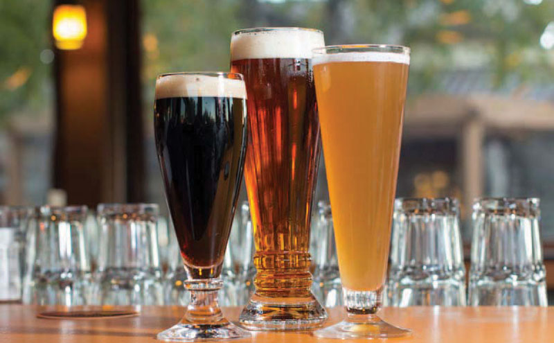• The overall picture for beer in the on-trade remains strong, according to the BBPA.