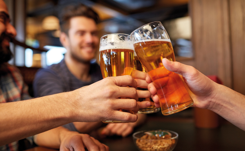 Consumers will find themselves paying more for drinks at the bar