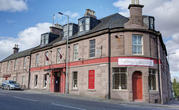 All change for Brechin hotel
