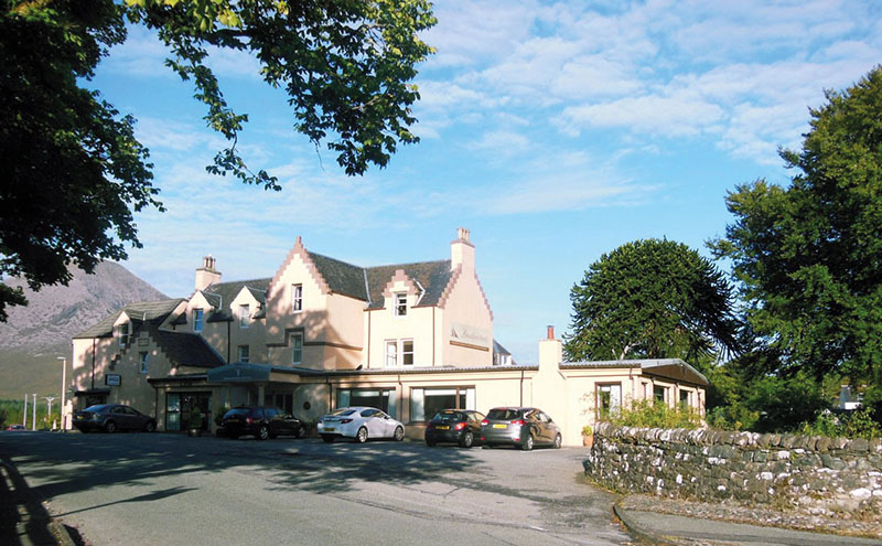 Highland hotels in high demand