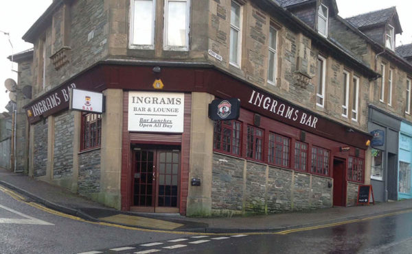 Dunoon pub is new to market