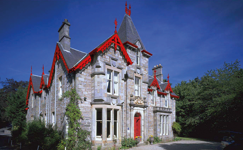 Chance to pick up Pitlochry hotel