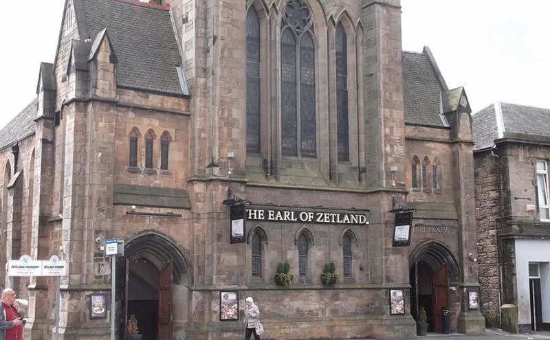 Who will put faith in Grangemouth pub?