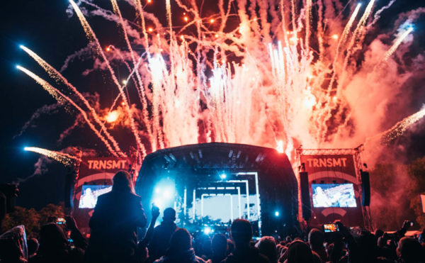 Glasgow festival transmits sales