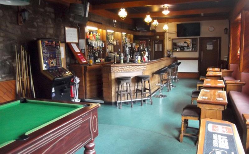 The Abbey Inn, Dumfries.