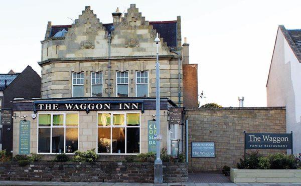 Who will drive the Waggon Inn?