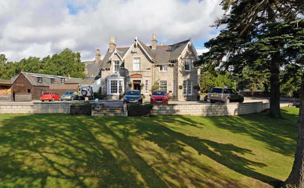 Rare opportunity in Royal Deeside