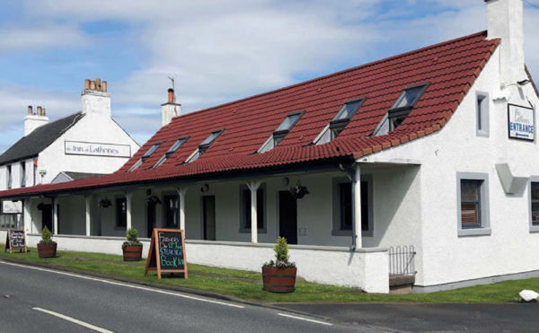 Historic inn is on the market