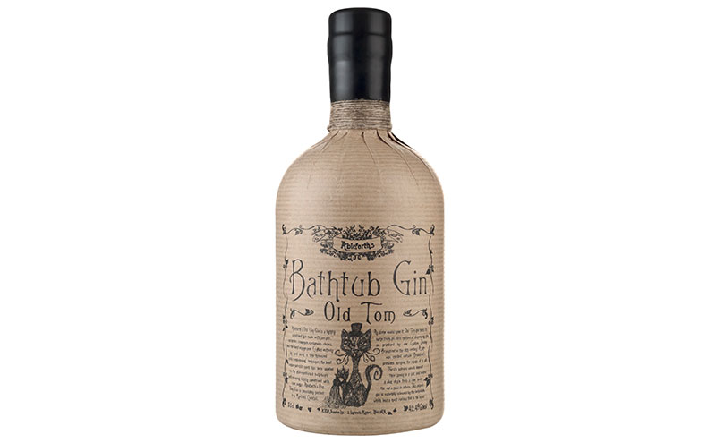 Bathtub Gin Old Tom