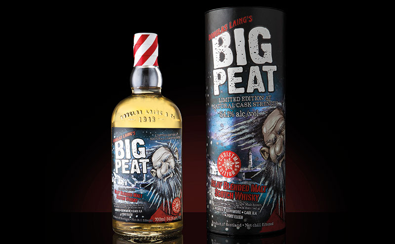 Douglas Laing Big Peat bottle