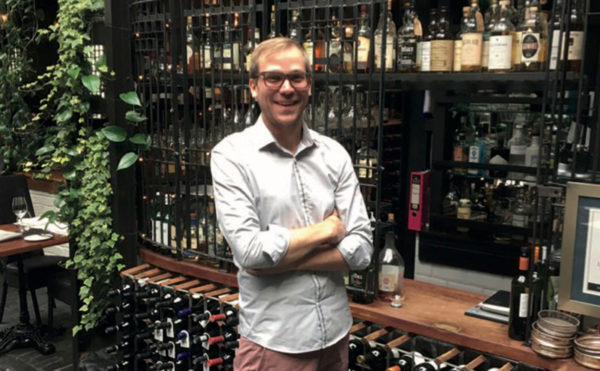 City sommelier is winning at wine