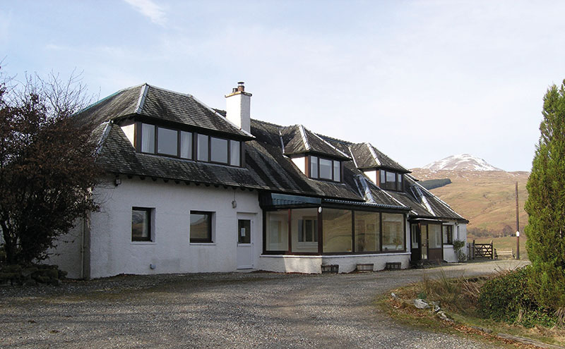 West Highland Lodge