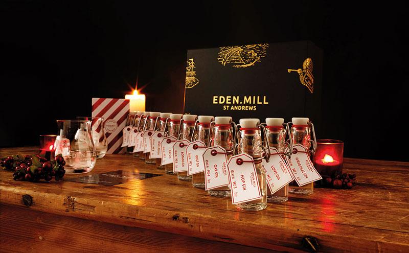Eden Mill 12 Gins