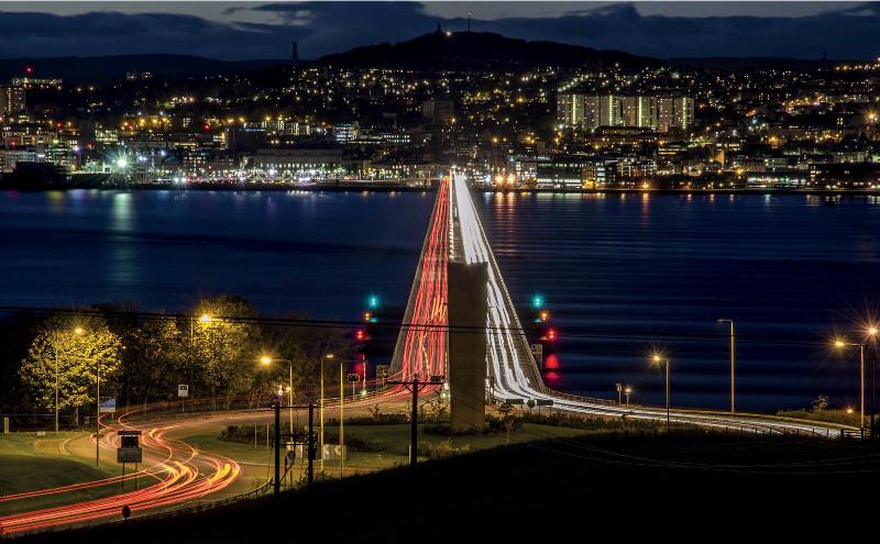 Dundee Tay Bridge
