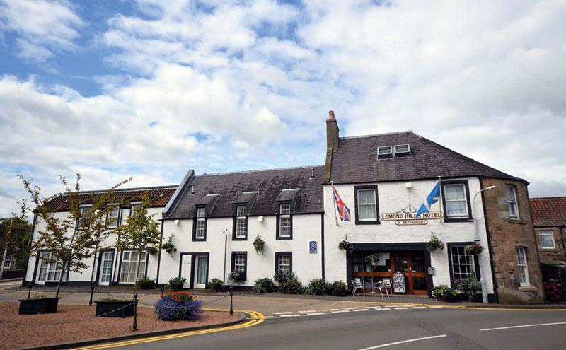 Lomond Hills Hotel, Fife