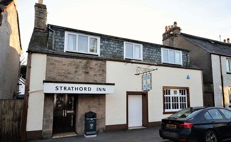 Strathord Inn, Stanley