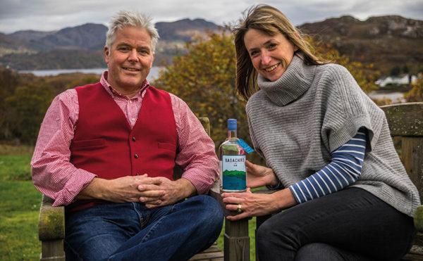 Highland distillery begins to blossom