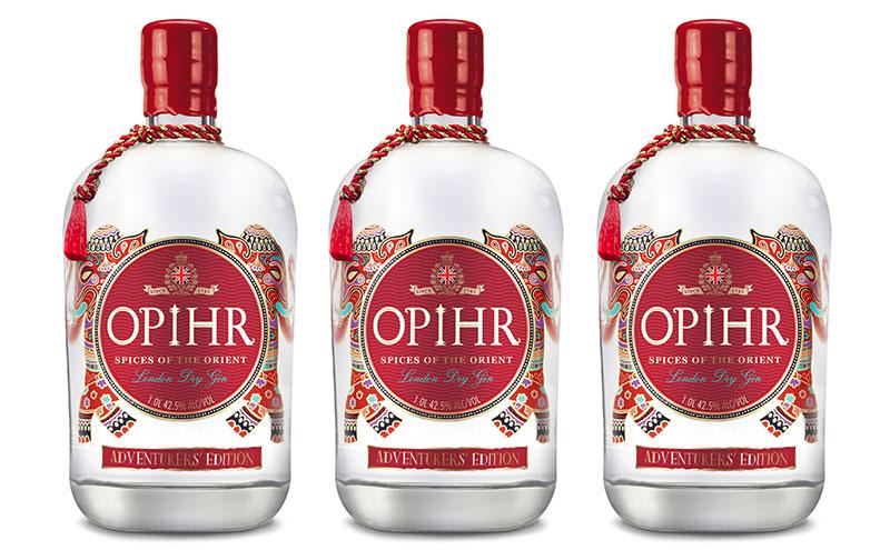 London Dry gin Opihr