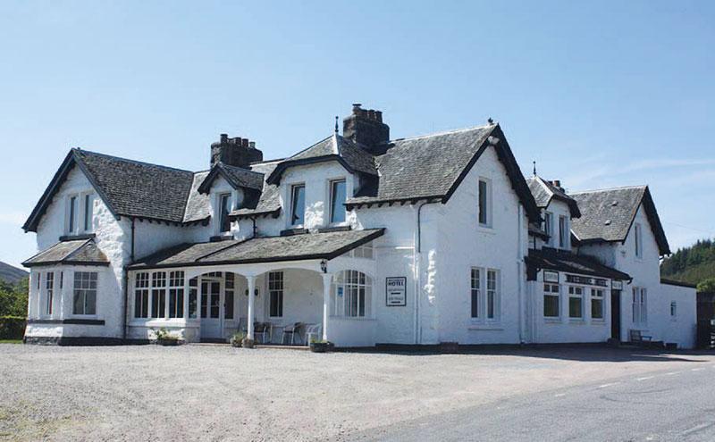 The Whitebridge Hotel exterior