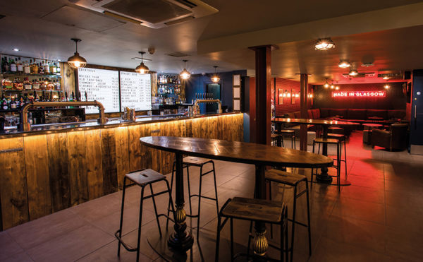 Beer and pies central to new Glasgow bar