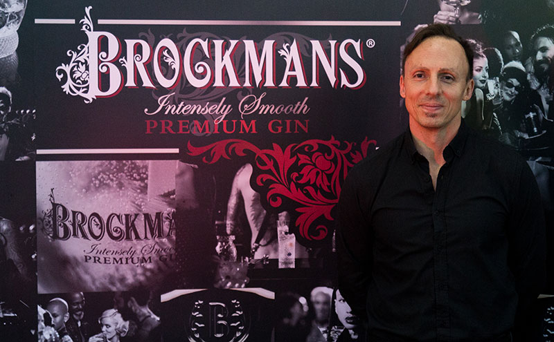 John Bagnall has been appointed as Brockmans Gin's second UK brand ambassador.