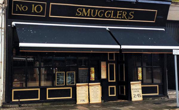 Chance to take on Ayrshire pub